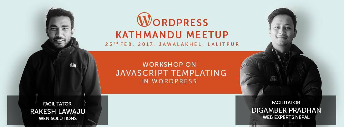 WordPress Kathmandu Meetup